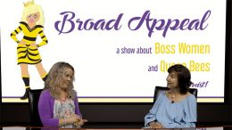 Melissa Fassel Dunn and Lauren Barone on Broad Appeal in Milton