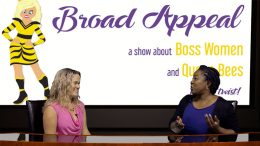 Timika Downes and Melissa Fassel Dunn chat on Broad Appeal