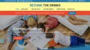 Rethink the Drinks website