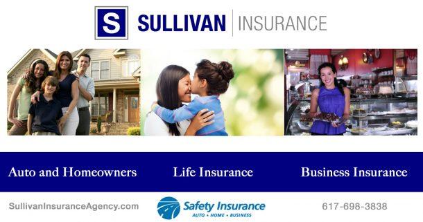 Sullivan Insurance Ad