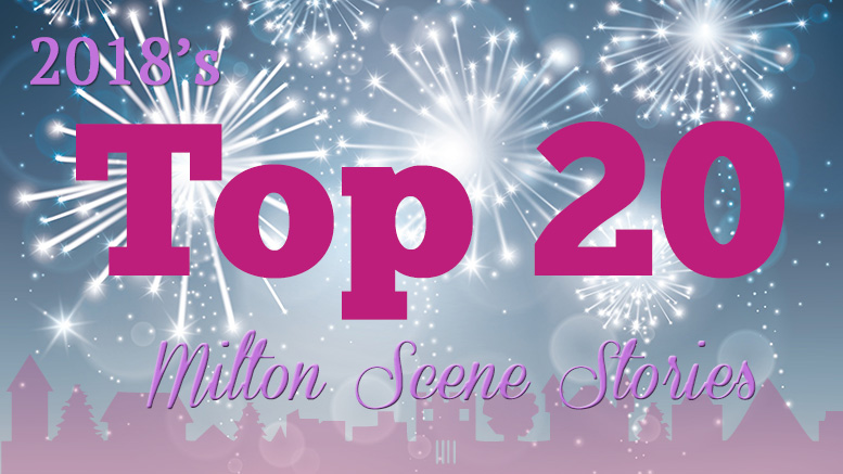 The 20 most popular stories on the Milton Scene in 2018