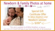 Photographers in Milton: Boston Baby Photos