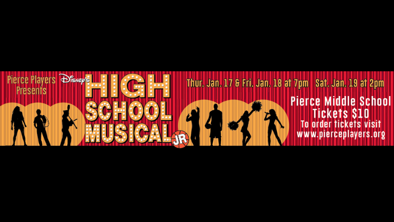 Pierce Players presents High School Musical