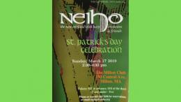New England Irish Harp Orchestra's St. Patrick's Day Celebration