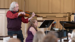 """""""Concert of Favorites"""" at East Church"""