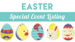 Easter Special Event Listing