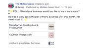 April business poll