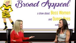 Melissa Fassel Dunn and Daisy Tenacious on Broad Appeal