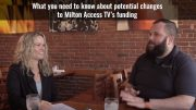 MATV Interview, Melissa Fassel Dunn & Mike Lynch