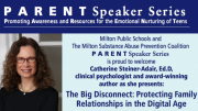 PARENT Speaker Series