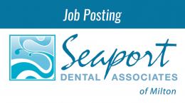 Seaport Dental Job posting