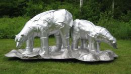Sculpture at Eustis Estate