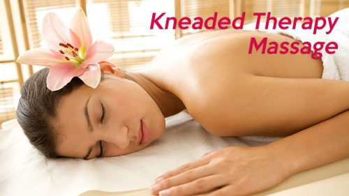 Kneaded Therapy Massage