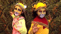 Mel O' Drama presents Lion King Jr. on May 18 and 19