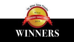 Milton Neighbors Choice Award sample mnchoice 2019