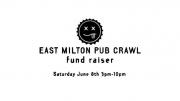 Pub crawl fundraiser