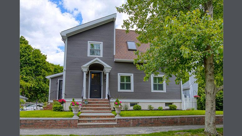 HOME FOR SALE: 58 Lodge Street, Milton MA