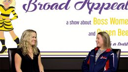 Broad Appeal: World champion competitive power-lifter & local physical therapist Kelsey McCarthy