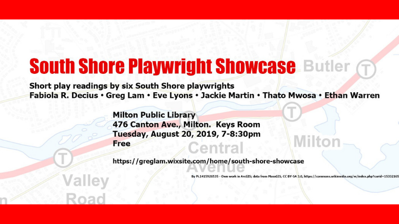 South Shore Playwright Showcase