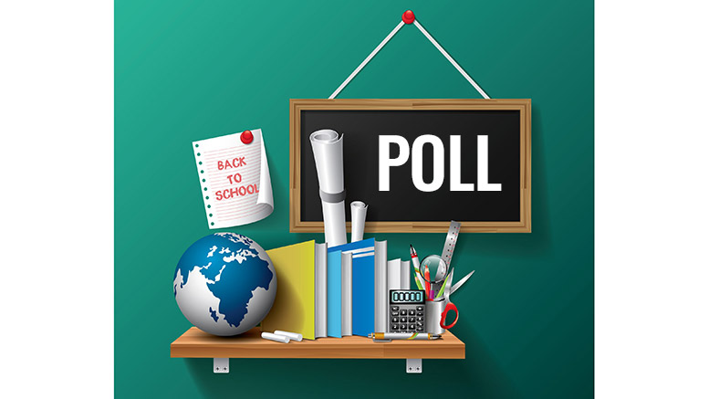 Back to School poll