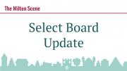 Select Board Update