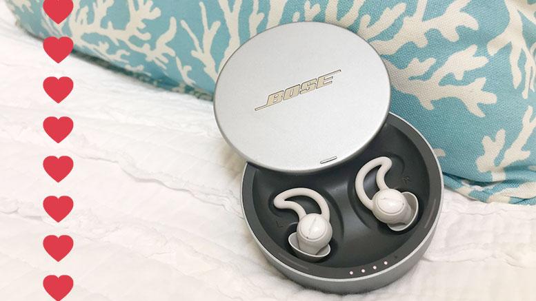 bose sleep masking earbuds review