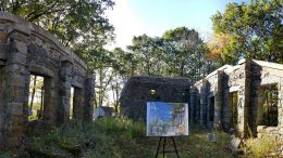 The Quincy Quarry and Granite Workers Museum to host tours of the historic Lyons Turning Mill on Oct. 19 for Archaeology Month