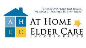 At Home Elder Care Logo