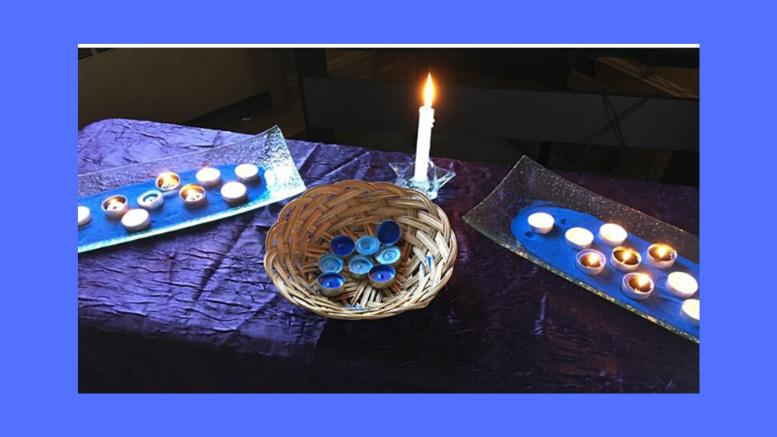 East Church Blue Christmas Event 2019