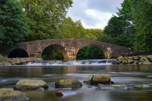 Roman Bridge Ascian France