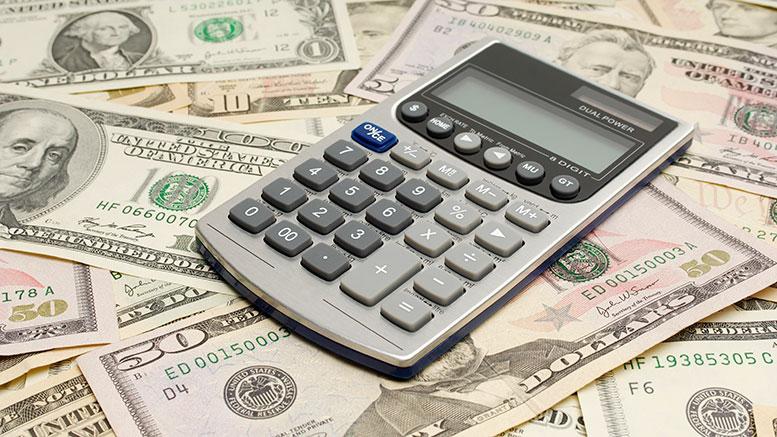 calculator money finances