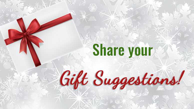 Milton Neighbors gift suggestions
