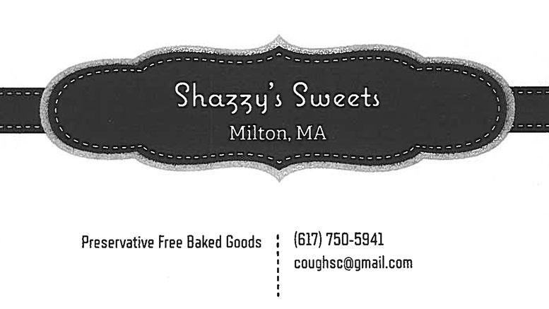 Shazzy's Sweets Logo