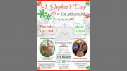 Milton Club Event Dec 26th 2019