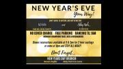 Novara Restaurant New Years 2019