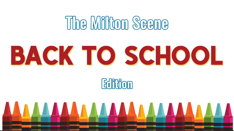 Back to School special newsletter edition