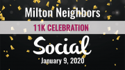 milton neighbors social 2020