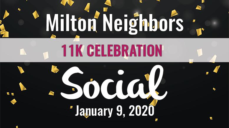 milton neighbors social 2020