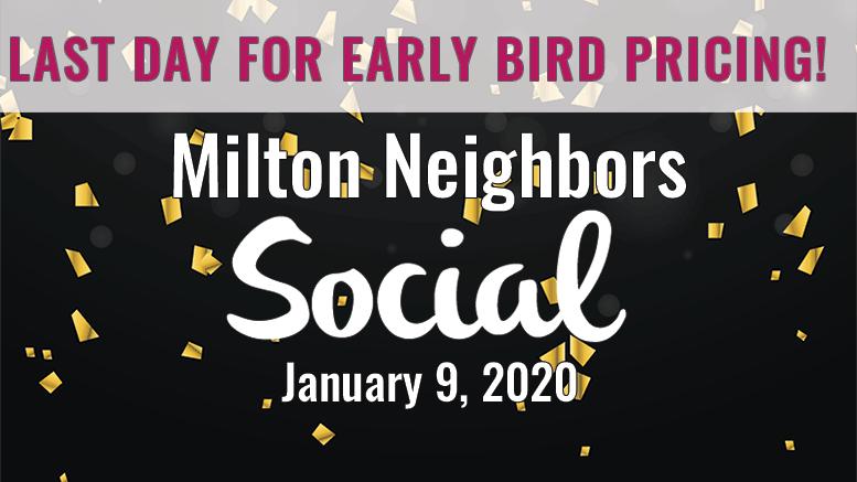 Milton Neighbors Social January 2020