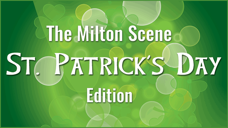 St. Patrick's Day special edition