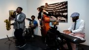 Gregory Groover and the Negro Spiritual Project Jazz Band