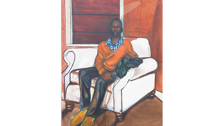 Works of Sandrea Lovelock-Williams to be featured in Wotiz Gallery at the Milton Public Library in February