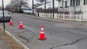 Bassett Street parking spots
