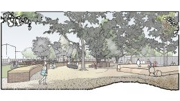 C+C greenspace project