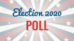 Election 2020 poll