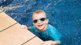 swim lesson toddler