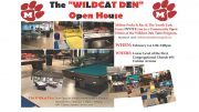 Wildcat den open house