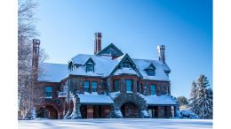 Eustis Estate welcomes visitors this winter