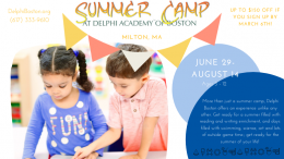 Delphi Boston Summer Camp 2020