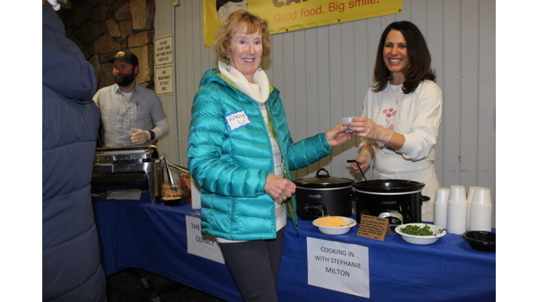 """Stephanie McFadden, owner of Cooking In With Stephanie, will represent Milton and defend her winning title in the """"Battle of the Blue Hills Chili Cook-Off"""" at this year's Friends of the Blue Hills Winter Fest on Tuesday, February 25, at the Blue Hills Ski Area."""